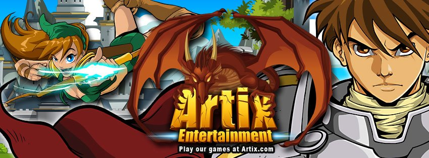 Artix Entertainment Banner