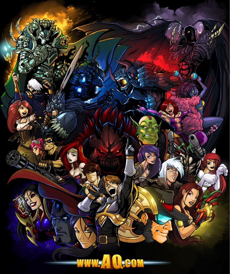 Artix Entertainment Poster