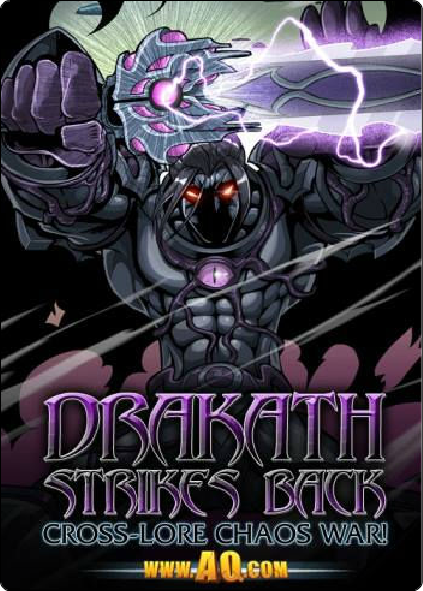 Drakath Unleashed